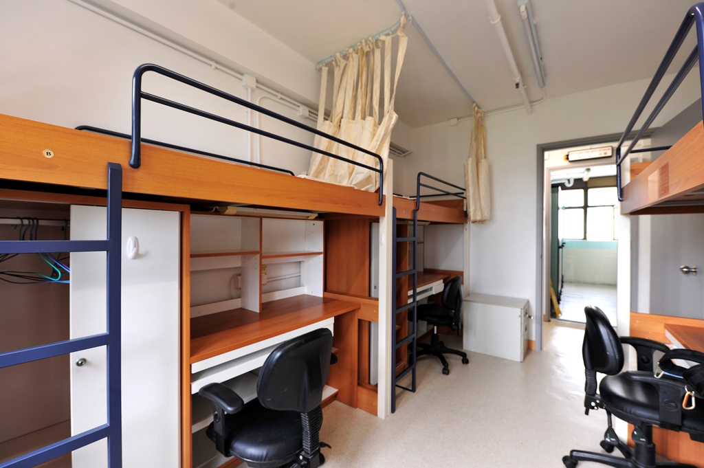 Patrick Manson Student Residence Madam S H Ho Residence For Medical Students